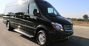 Houston Party Van or Party Bus